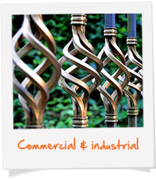 commercial and industrial metalcraft ideas
