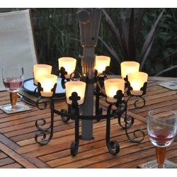 Free Instruction Sheet - Design Pack for MC1307 Patio Table Centrepiece