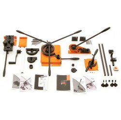 The Wrought Iron Tool Kit that will show you How To Make a Wrought Iron Gate