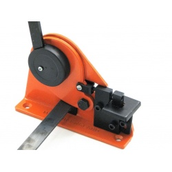 The Practical Punch and Cutting Tool - the Guillotine For Metal which is also a Metal Punch Tool