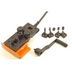 Master Riveting Bending Rolling Tool with Microbender is the Ultimate in Metal Bending Tools