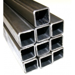 10 lengths - 15mm Square (5/8) x 5FT-1524mm Long wall thi...