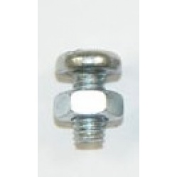 Pack of 3mm dia x 6mm long Nuts & Bolts (Contents: approx...