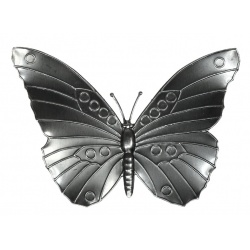 A medium sized butterfly made from steel ideal  for metalworking crafts