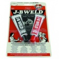 Pack of J-B Weld (Two Part - Liquid Steel) Adhesive