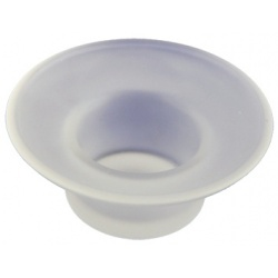 Frosted Glass Tea Light Holders Bulk purchases can be made.