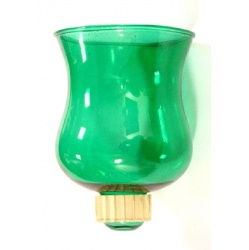Thistle Peg Glass complete with rubber fitting grommet (G...