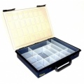 Medium Organiser Box c/w 15 Removable Assorter Boxes (NEW...