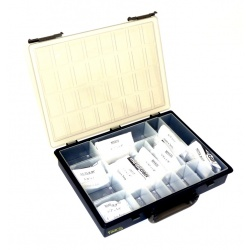 Medium Organiser Box complete with Bulk packs of 480 3mm ...