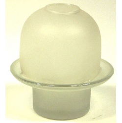 Mushroom Wind light ( Frosted ) SPECIAL PRICE TO CLEAR (Only 1 left in stock)