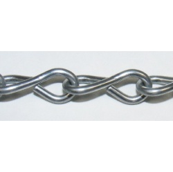 Our smallest link chain is still capable of taking loads up to 5kg