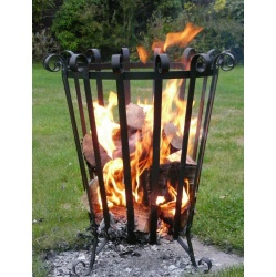 Design Pack - Log Burner / Brazier (Difficulty Rating: Mo...