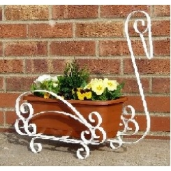 Free Instruction Sheet - Design Pack for MC1322 Swan Planter
