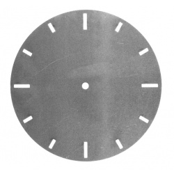 Clock Dial For Sale in the style of a modern round clock face