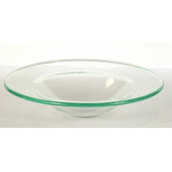 Glass Saucer For Oil Burners