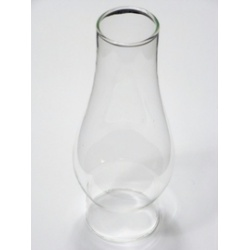 Glass Hurricane Lamp-ideal for larger candles