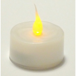 White LED Tea Lights-a great alternative to wax tea lights