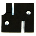 XL5+ Dual Size Punch Block  ( 3mm and 4mm Diameter)