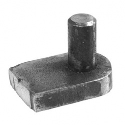 12mm Weldable Hinge Pin