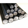6 lengths - 1524mm (5ft) x 16mm Dia Round Bars (Black Hot...