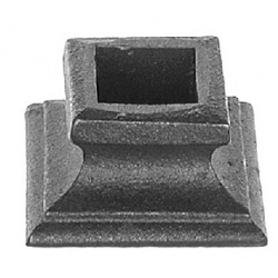 Square Bushing for 12mm Square Fence Pickets