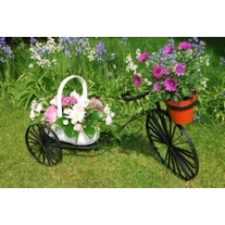 Free Instruction Sheet Tricycle Planter