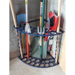 Free Instruction Sheet Tool Rack