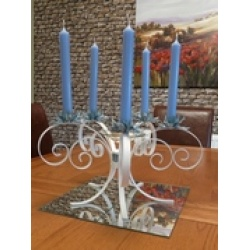 Free Instruction Sheet - Design Pack for candelabra
