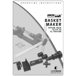 Free  Instructions & Spare Parts Diagram - Basket Maker f...