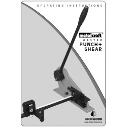 Free  Instructions & Spare Parts Diagram - Master Punch/S...