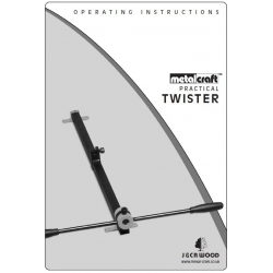 Free  Instructions & Spare Parts Diagram - Practical Twister
