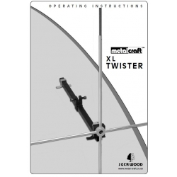 Free  Instructions & Spare Parts Diagram - XLTwister