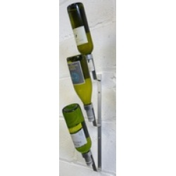 Free Instruction Sheet - Wall Mounted Wine Rack